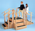Patented 3-in-1 Training Staircase - Hausmann