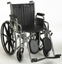 Duro-Trac 18 & 20 Wheelchair - Tech-Med